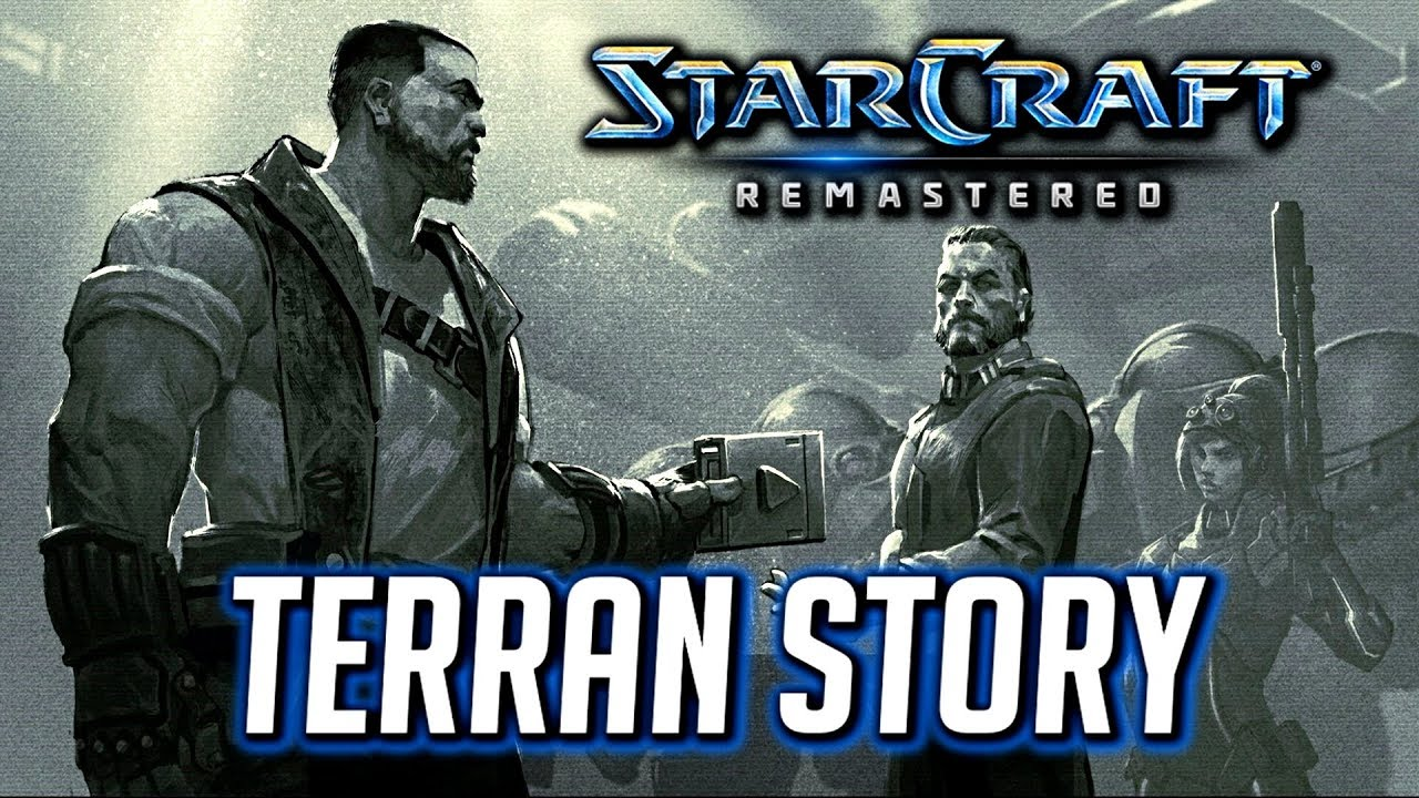 Download Starcraft Remastered: Complete Terran Storyline (Original Campaign)