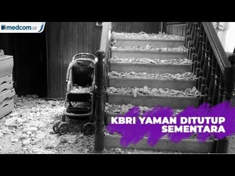 Just a reminder > Konflik Berkepanjangan, KBRI Yaman Ditutup Sementara