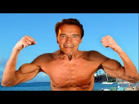 Arnold Schwarzenegger 2017 70 Years Old Still Going Strong