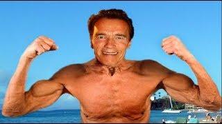Arnold Schwarzenegger 2017 - 70 Years Old   Still Going Strong