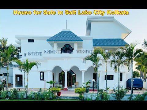 House for Sale in Salt Lake City Kolkata - Bungalow for Sale in Kolkata