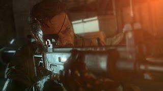 gamescom 2015 TRAILER | METAL GEAR SOLID V: THE PHANTOM PAIN (EU) PEGI [KONAMI]