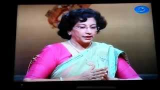 Padmaja Phenany Joglekar on Sahyadri Music Track part 2