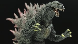 S.H. Monster Arts Godzilla 2000 Millennium (ゴジラ:2000ミレニアム) Review