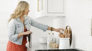 How to Accessorize Your Kitchen