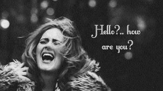 Adele - Hello. Acoustic Karaoke. Guitar Cover