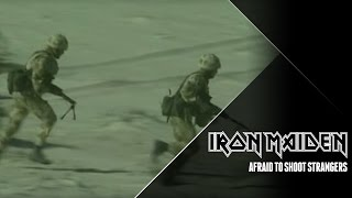 Iron Maiden - Afraid To Shoot Strangers (Official Video)