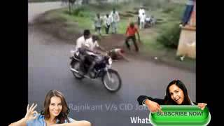 vlc record 2016 11 02 16h53m16s WAPWON COM funny videos 2016 best motorcycle wheeling accident video