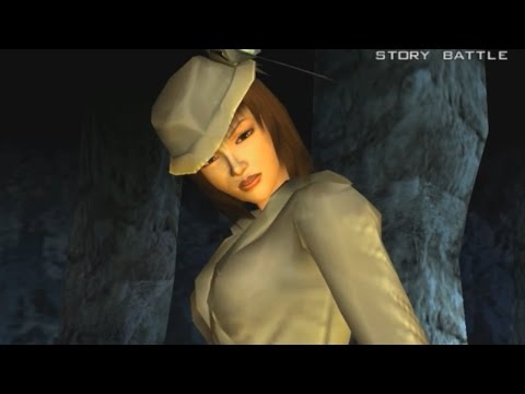Tekken 5 Dark Resurrection: Anna Williams Interludes