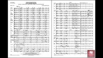 Selections from Les Misérables arranged by Johnnie Vinson