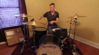 Jamie Grace - Do Life Big - Drum Cover - Brooks