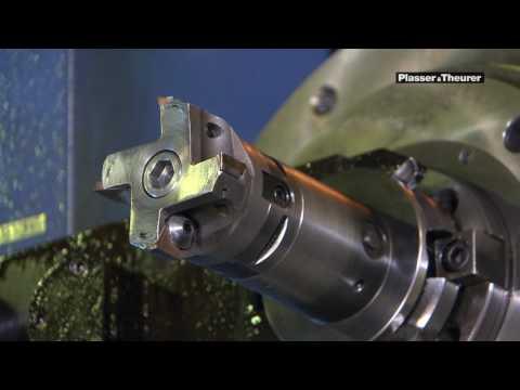 Factory Linz - mechanical parts production shop