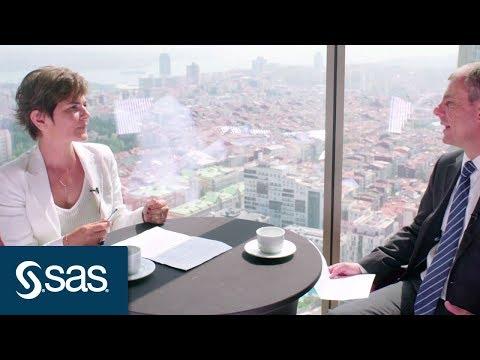 SAS Analytics Café - Sigorta Şirketleri Veri Analitiğini Nasıl Kullanabilir?