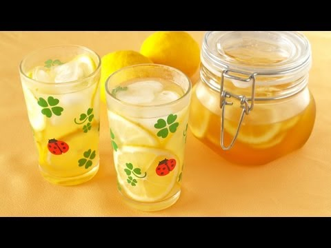 Honey Lemon Slices はちみつレモンの作り方 - OCHIKERON - CREATE EAT HAPPY