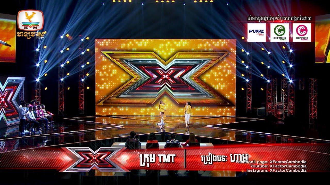 ធ្វើបានល្អអាចអង្គុយកៅអីបាន - X Factor Cambodia - The Six Chairs Challenge