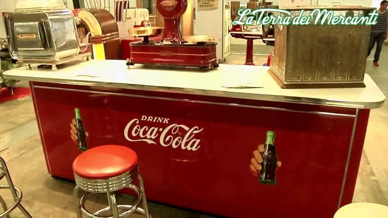 Coca Cola: frigorifero anni 20 ed altro - YouTube