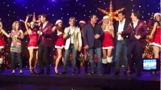 Een heel gelukkig Kerstfeest.MP4 Egmond aan Zee.Televisiereizen 2012