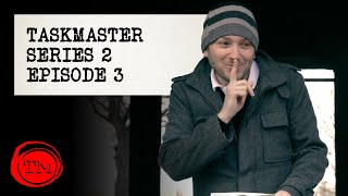 Taskmaster - Series 2, Episode 3 'A Pistachio Eclair'