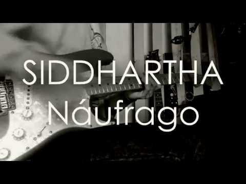 Siddhartha – Náufrago (Cover)