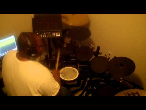 Brick - We Don't Wanna Sit Down, We Wanna Get Down (Drum Cover)