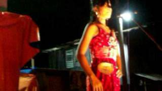 Beauty pageant introduction of names.MOV
