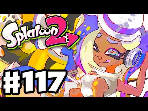 Splatfest! Comedy Queen! - Splatoon 2 - Gameplay Walkthrough Part 117 (Nintendo Switch)