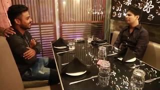 ankit tiwari at fan dinner