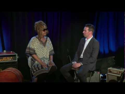 Cassandra Wilson Talks New Album 'Another Country'- WSJ Cafe Interview
