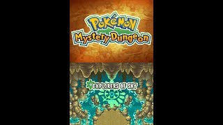 Pokémon Mystery Dungeon: Explorers of Sky (NDS) - Any% Longplay Part 1/2