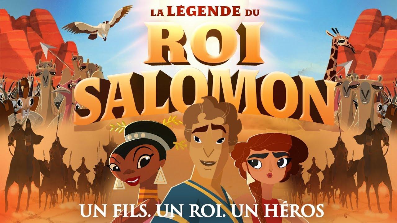 La Légende du Roi Salomon - Dessin Animé en Français Maxresdefault