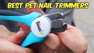 Best Pet Nail Trimmer