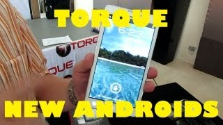 Torque Next Android Phones Preview - Dual Core, Jelly Bean, & Large Screens For Under PHP 8k/10k