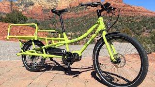 Yuba Spicy Curry Electric Cargo Bike | Electric Bike Report