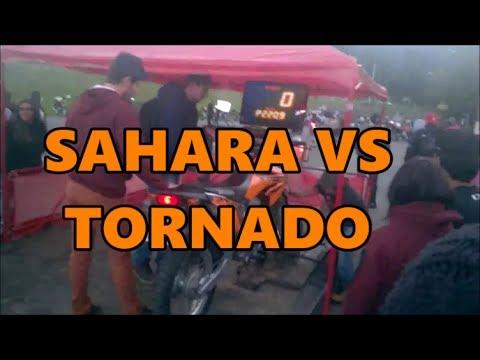SAHARA VS TORNADO