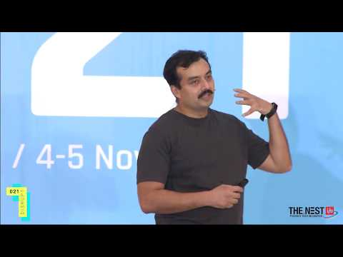 021Disrupt | The Three Word Innovation Framework by Jawwad Farid