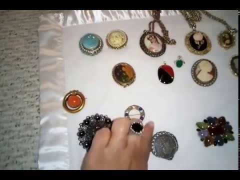 Vintage Brooch Collection 2017