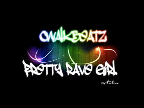 Pretty Rave Girl - N1TRO