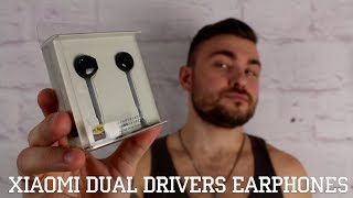 xiaomi Dual Drivers In-ear Earphones - Лучшие бюджетные наушники от Xiaomi
