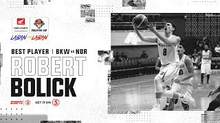 Best Player: Robert Bolick | PBA Philippine Cup 2019