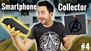 Smartphone Collector et Rare : Avengers ! (Unboxing)