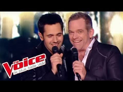 The Voice 2013 | Yoann Fréget & Garou - Amazing Grace (Gospel) | Finale