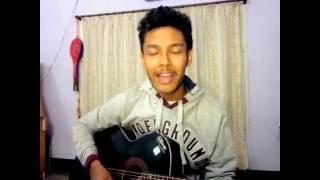 xuoroni bhal pabo najanilu   papon acoustic cover by jyotishmaan konwar