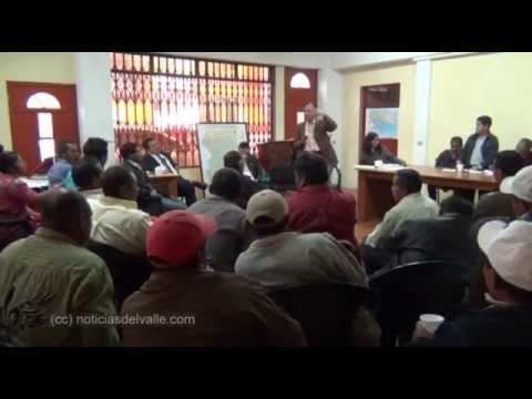 Mesa de Dialogo tema limites entre Ixchiguan y Tajumulco