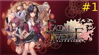 #1 Fatal Twelve Demo Walkthrough (Full HD/No Commentary)-Between reality and dream