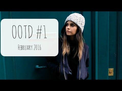 OOTD #1 - FEBRUARY 2016 | LAXTITIA