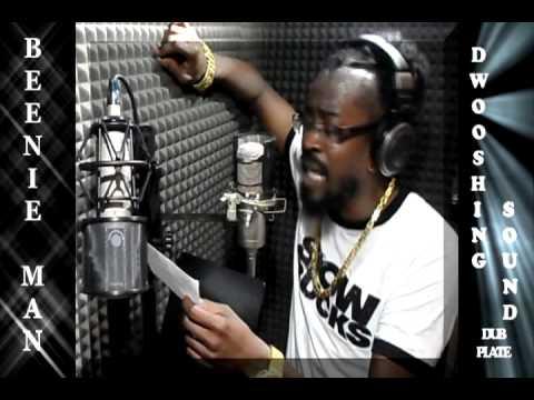 REAL BEENIE MAN dubplate [DWOOSHING SOUND) @ dainjamentalz u$a 3