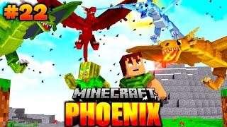 DIE ULTIMATIVEN DRACHENJÄGER?! - Minecraft PHOENIX #22 [Facecam]