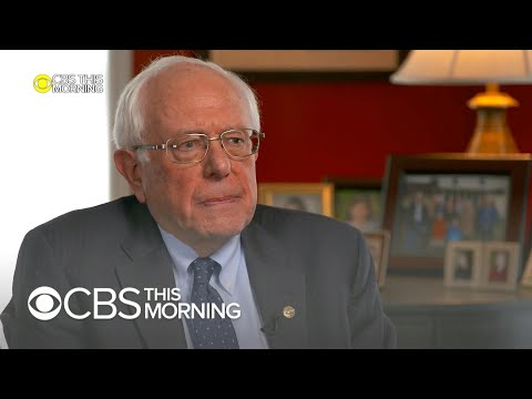 Bernie Sanders on reaching independents, strongest protocols for harassment on campaign