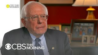 Bernie Sanders on reaching independents, 'strongest' protocols for harassment on campaign