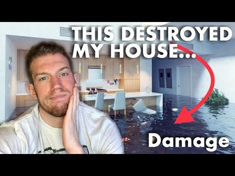 OUR HOUSE IS DESTROYED *Major water damage*
